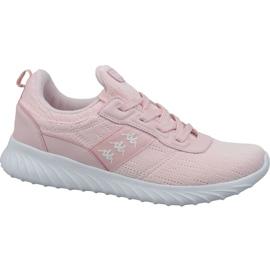 Różowe Buty Kappa Modus Ii W 242749-2121
