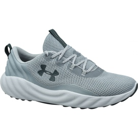 Szare Buty Under Armour Charged Will M 3022038-103