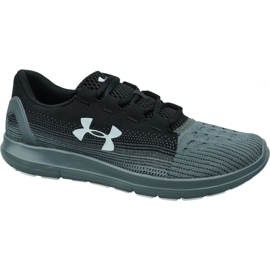 Szare Buty Under Armour Remix 2.0 M 3022466-002
