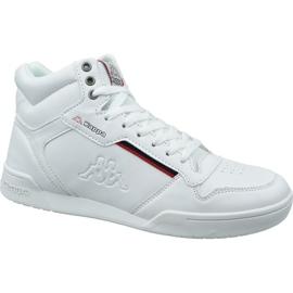 Białe Buty Kappa Mangan M 242764-1020