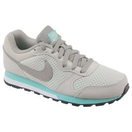 Szare Buty Nike Md Runner 2 W 749869-101