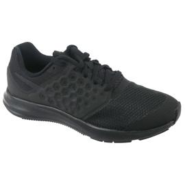 Czarne Buty Nike Downshifter 7 Gs W 869969-004