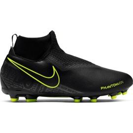 Buty piłkarskie Nike Phantom Vsn Academy Df FG/MG Jr AO3287-007