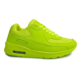 Zielone Sneakersy Adidasy K01 Zielony