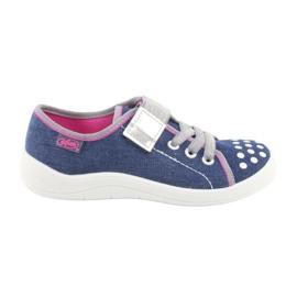 Befado obuwie dziecięce 251Y109 jeans