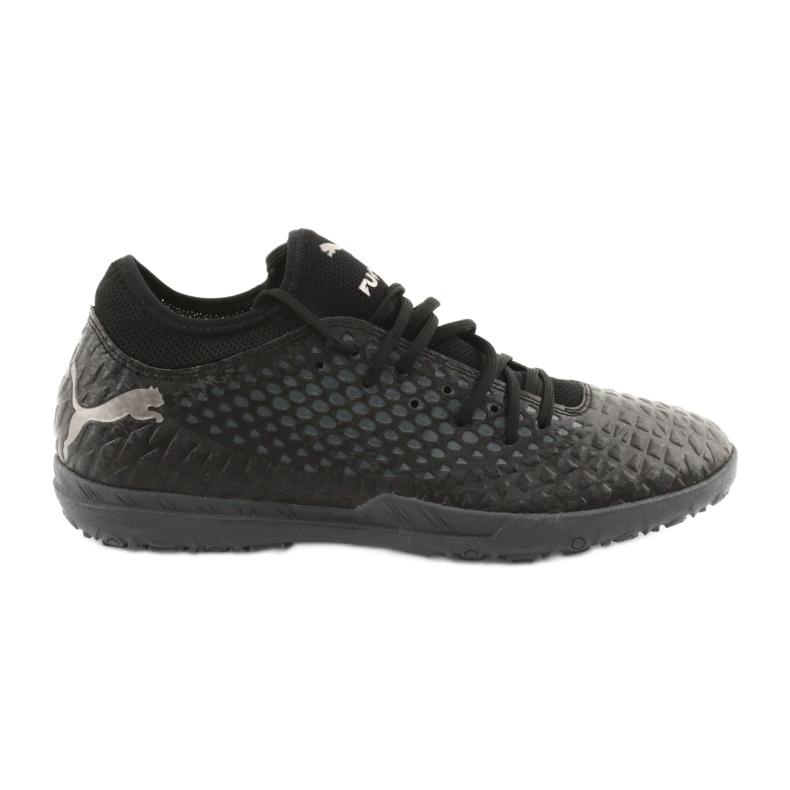Buty piłkarskie Puma Future 4.4 Tt M 105690-02 czarne