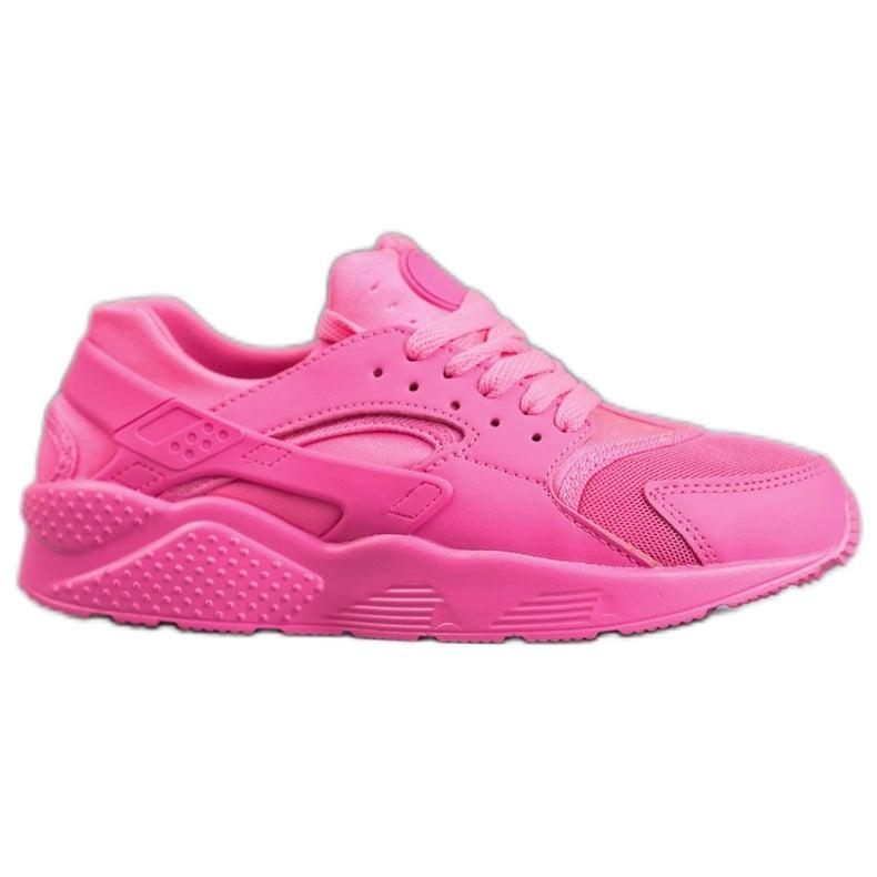 SHELOVET Różowe Buty Sportowe