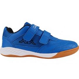 Niebieskie Buty Kappa Kickoff Jr 260509K 6011