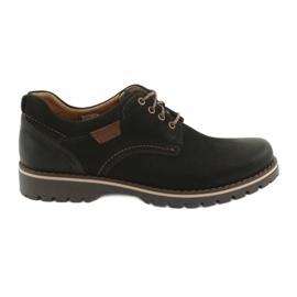 Riko buty męskie 858 czarne