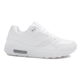 Białe obuwie sportowe