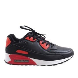 Sneakersy buty sportowe Air Max F2053-2 Czarny czarne wielokolorowe