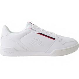 Białe Buty Kappa Marabu M 242765 1020