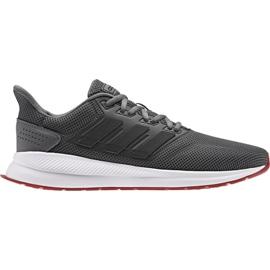 Buty biegowe adidas Runfalcon M EE8153 szare