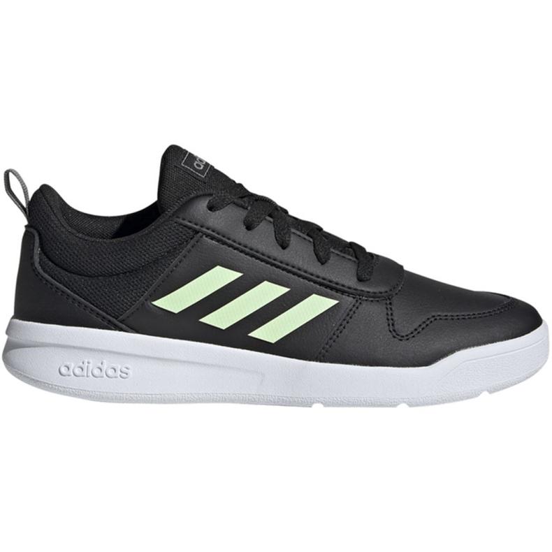 Buty adidas Tensaur K Jr EF1082 czarne