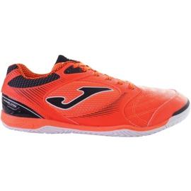 Buty halowe Joma Dribling 908 In Sala Indoor M pomarańczowe pomarańczowe