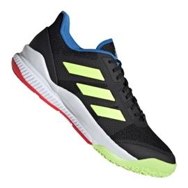 Buty adidas Stabil Bounce M BD7412 czarne czarny
