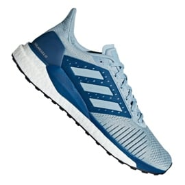 Buty adidas Solar Glide St M D97074 szare