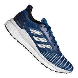 Buty adidas Solar Drive M G28966 niebieskie