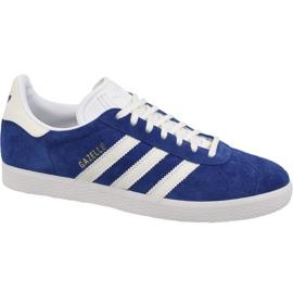 Buty adidas Originals Gazelle B41648 niebieskie