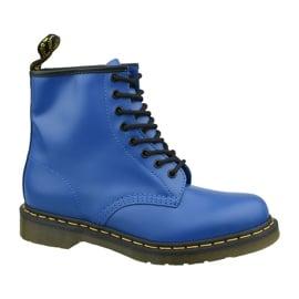 Niebieskie Buty Dr. Martens W 1460W 24614400