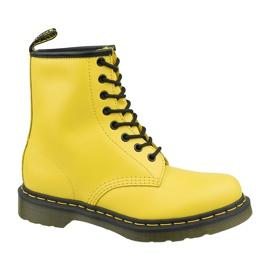 Żółte Buty Dr. Martens 1460W 24614700
