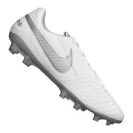 Buty Nike Legend 8 Pro Fg M AT6133-100 białe