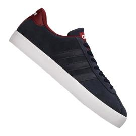 Czarne Buty adidas Vl Court Vulc M BB9635