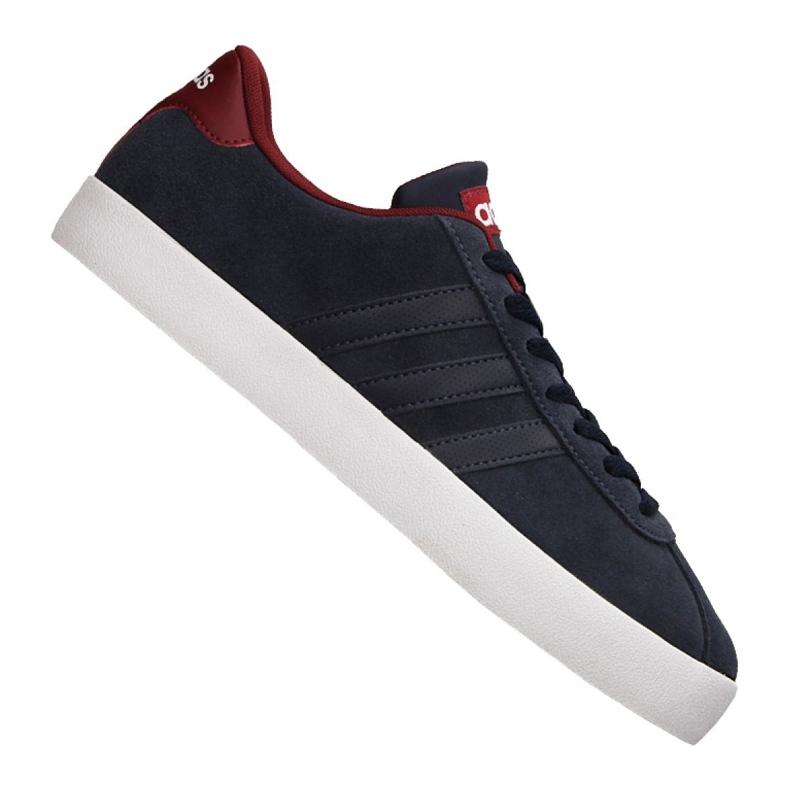 Buty adidas Vl Court Vulc M BB9635 czarne
