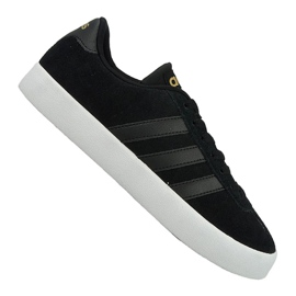 Czarne Buty adidas Vl Court Vulc M AW3925
