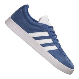 Niebieskie Buty adidas Vl Court 2.0 M DA9873
