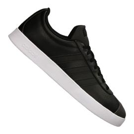 Czarne Buty adidas Vl Court 2.0 M DA9885