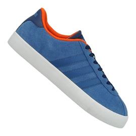 Niebieskie Buty adidas Vl Court Vulc M AW3963