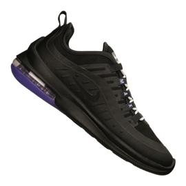 Granatowe Buty Nike Air Max Axis Premium M AA2148-004