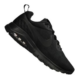 Czarne Buty Nike Air Max Motion Lw Prem M 861537-007