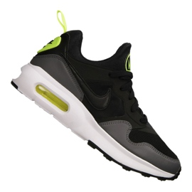 Czarne Buty Nike Air Max Prime M 876068-005
