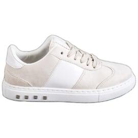 Emaks Sneakersy Z Dżetami
