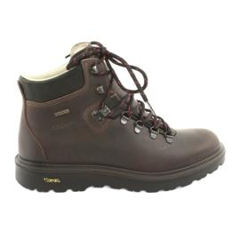 Grisport brązowe buty trekkingowe