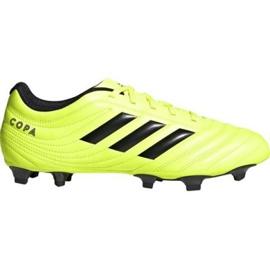 Buty piłkarskie adidas Copa 19.4 Fg M F35499