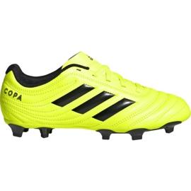 Buty piłkarskie adidas Copa 19.4 Fg Jr F35461