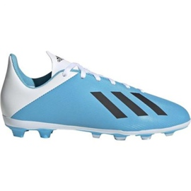 Buty piłkarskie adidas X 19.4 FxG Jr F35361