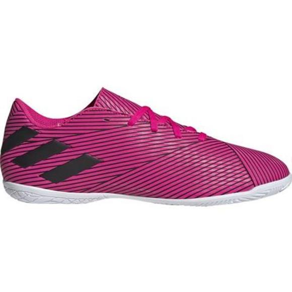 Buty halowe adidas Nemeziz 19.4 In M F34527 różowe różowy