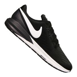Buty Nike Air Zoom Structure 22 M AA1636-002 czarne