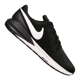 Czarne Buty Nike Air Zoom Structure 22 M AA1636-002