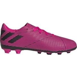 Buty piłkarskie adidas Nemeziz 19.4 FxG Jr F99949