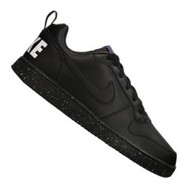 Czarne Buty Nike Court Borough Low Se M 916760-002