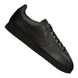 Czarne Buty Nike Classic Leather M 749571-002