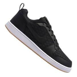 Buty Nike Court Borough Low Se M 916760-003 czarne