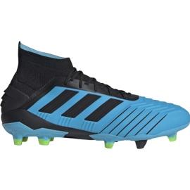 Nike Buty piłkarskie adidas Predator 19.1 Fg M F35606