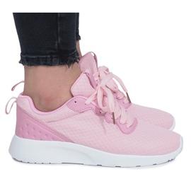 Różowe sportowe Roxane