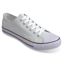 Trampki DTS46-2 Biały białe